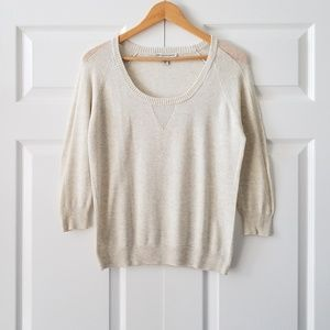 Cotton By Autumn Cashmere Sweater | S